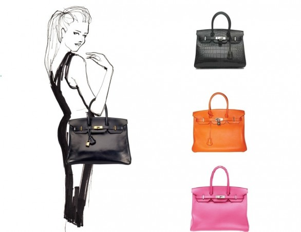 BIRKIN BAG BY HERMES