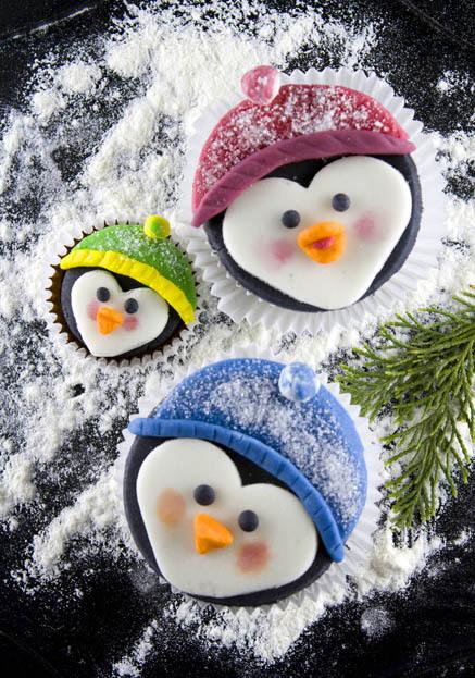 cupcake decorati natale