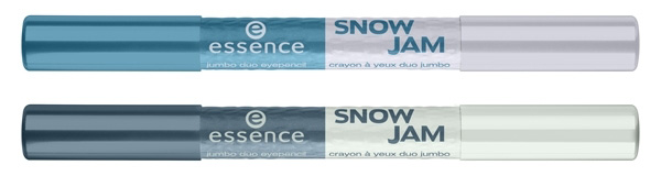duo matita occhi essence snow jam