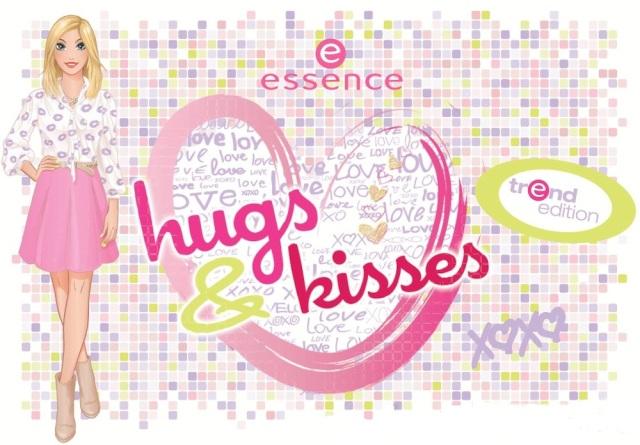 essence hugs & kisses collection 2013