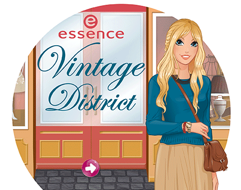 essence primavera 2013 vintage district collection