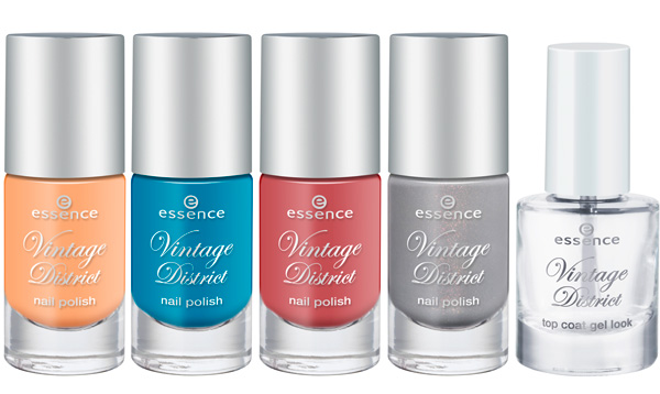 essence smalti vintage district collection primavera 2013