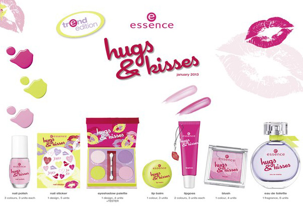 hugs & kisses collection essence