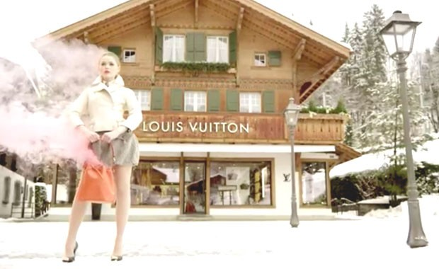 louisvuitton boutique gstaad svezia