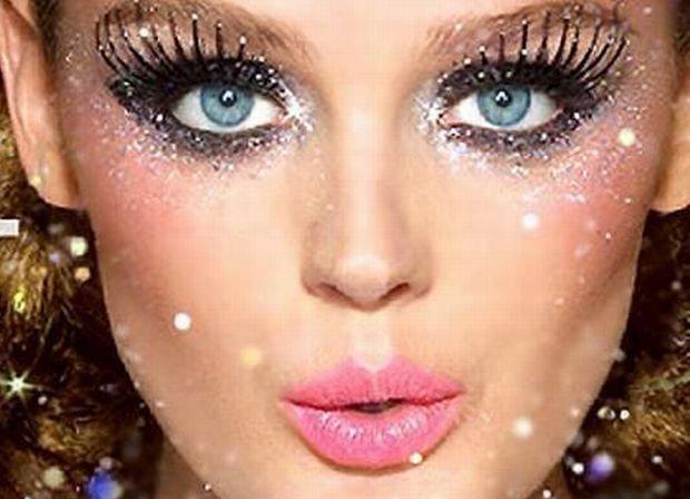 make up capodanno 2013.