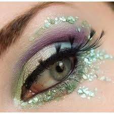 make up occhi capodanno 2013 .