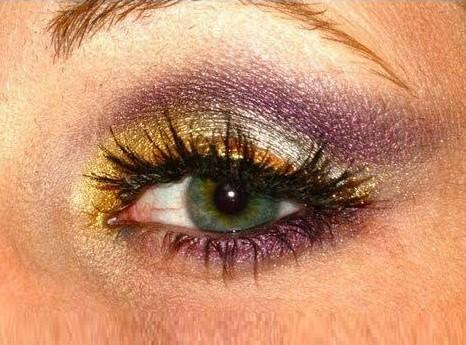 make up occhi capodanno 2013