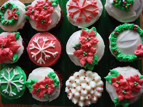 natale cupcake
