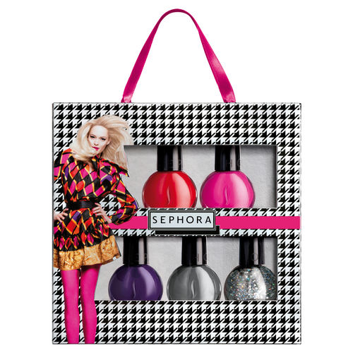 set smalti sephora natale 2012