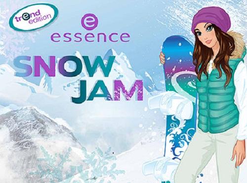 snow jam collection essence