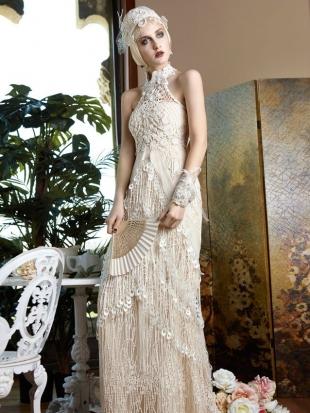 abiti da sposa yolan cris mademoiselle vintage 2013 11
