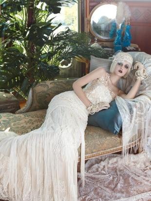abiti da sposa yolan cris mademoiselle vintage 2013 12