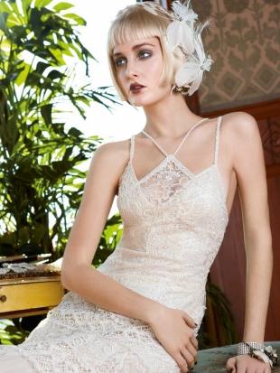 abiti da sposa yolan cris mademoiselle vintage 2013 5