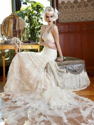abiti da sposa yolan cris mademoiselle vintage 2013 6