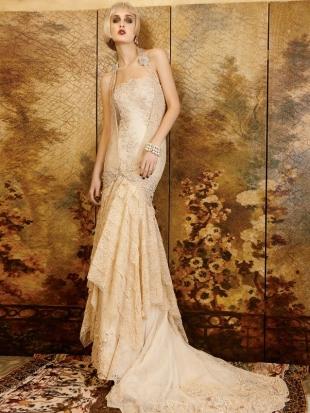 abiti da sposa yolan cris mademoiselle vintage 2013 8