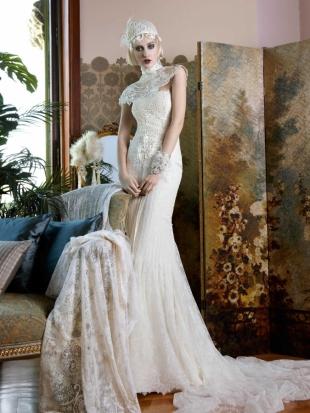 abitia da sposa mademoiselle vintage yolan cris 2013