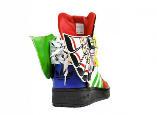 adidas totem sneakers jeremy scott