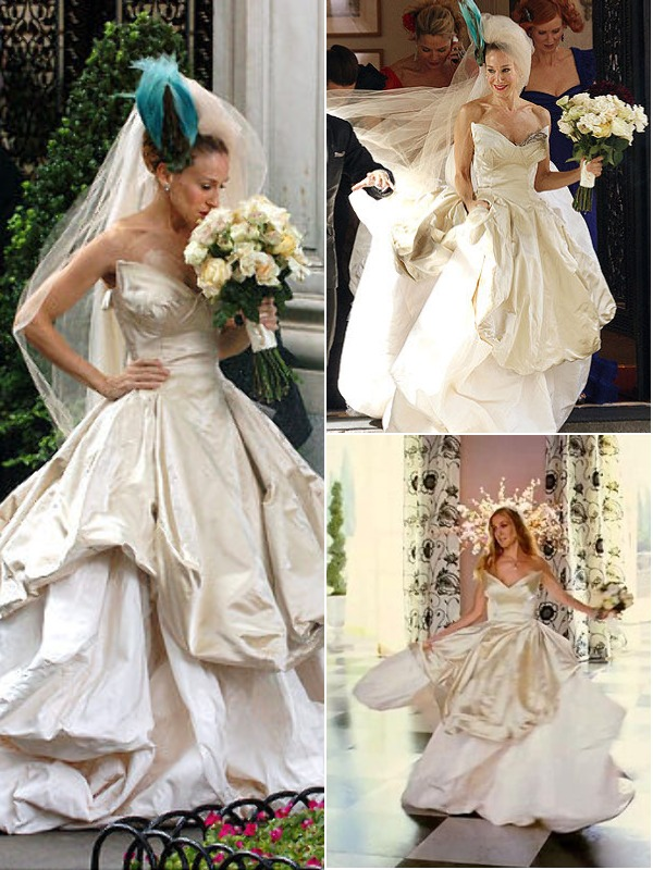 carrie sposa