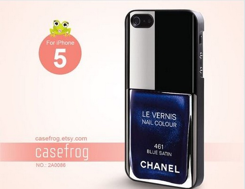 case iphone smalto chanel