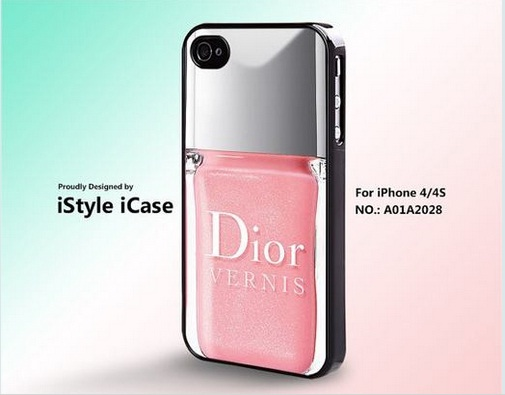case iphone smalto dior 2