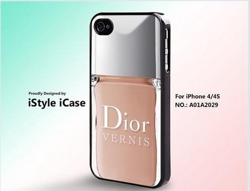 case iphone smalto dior