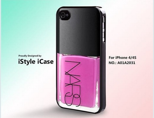case iphone smlato nars