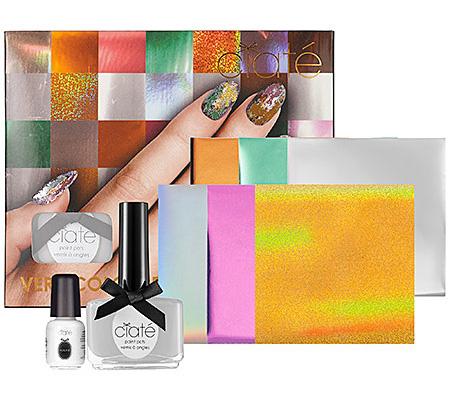 Ciate Colorfoil Manicure couture carnevale primavera 2013