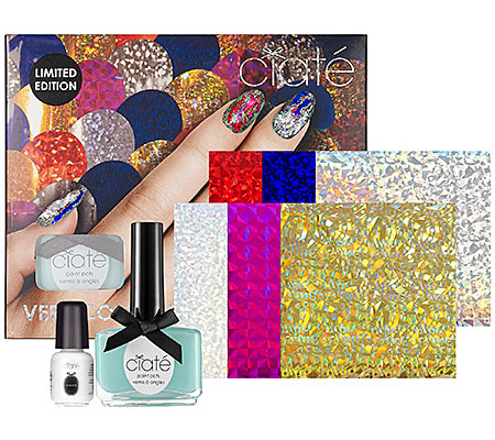 Ciate Colorfoil Manicure set klash kaleidoscope primavera 2013