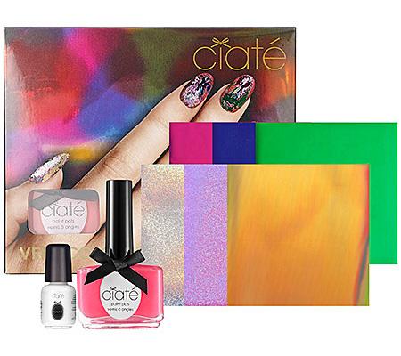 Ciate Colorfoil Manicure wonderland primavera 2013