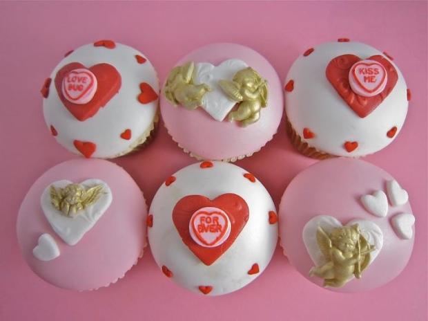 cupcake san valentino 12