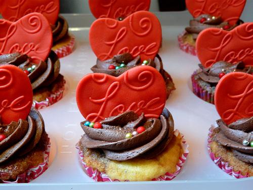 cupcake san valentino 14