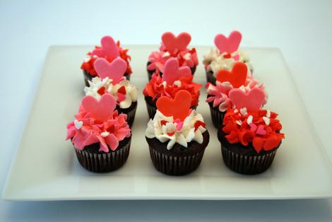 cupcake san valentino 2