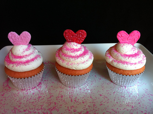 cupcake san valentino 24