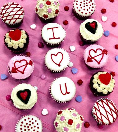 cupcake san valentino 3
