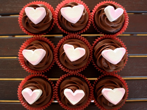 cupcake san valentino 9