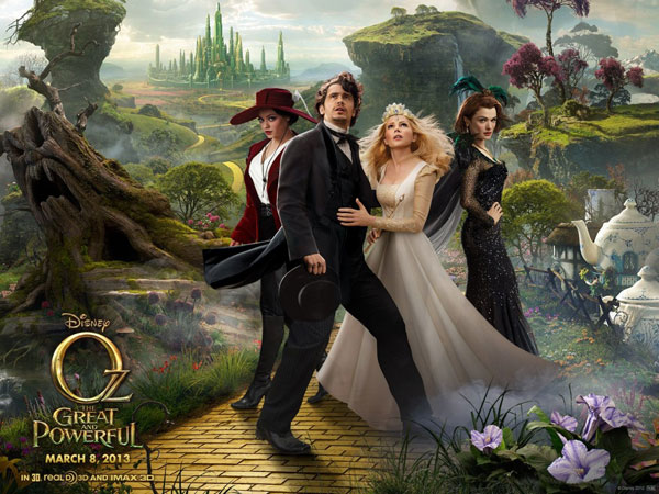 essence oz the great and powerful primavera 2013