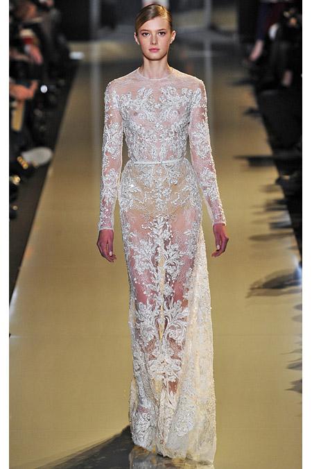 haute couture 2013 elie saab