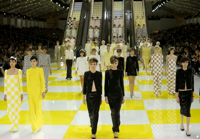 louis vuitton primavera 2013