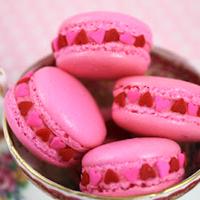 macarons san valentino 2