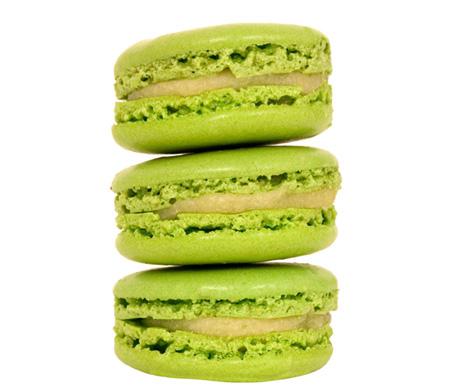 maccarons alla mela verde