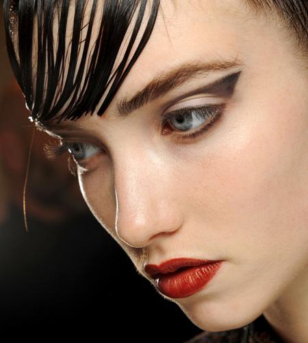 make up armani 2