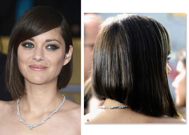 marion cotillard taglio capelli
