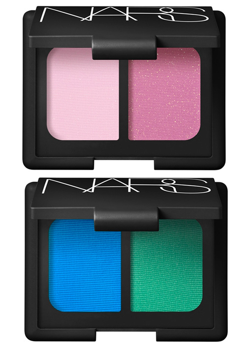 nars color collection 2013 duo ombretti rosa