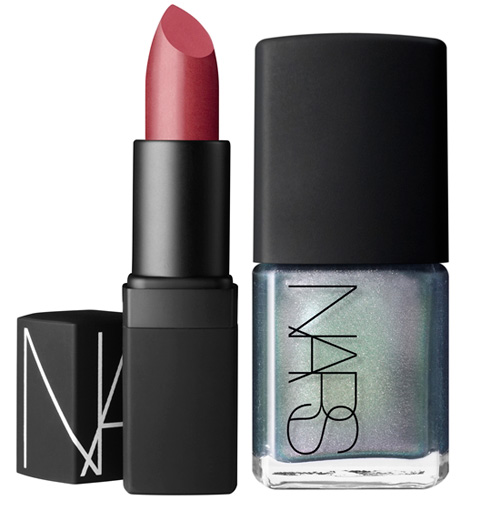 nars color collection 2013 rossetto e smalto