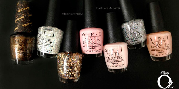 OPI disney oz the great of powerful