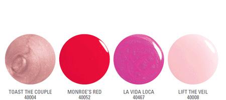 orly i love nail san valentino 2013 colori