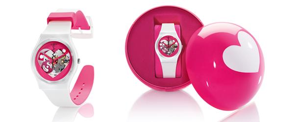 orologio swatch a la folie san valentino 2013