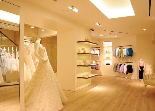 oscar de la renta nuovo negozio londra reparto sposa
