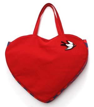 san valentino 2013 fiorucci borsa cuore