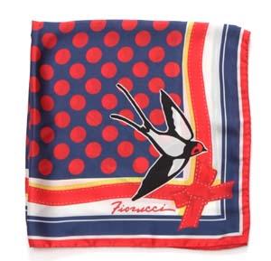 san valentino 2013 fiorucci foulard di seta
